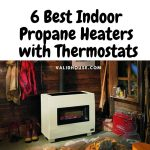 Indoor Propane Heater with Thermostat